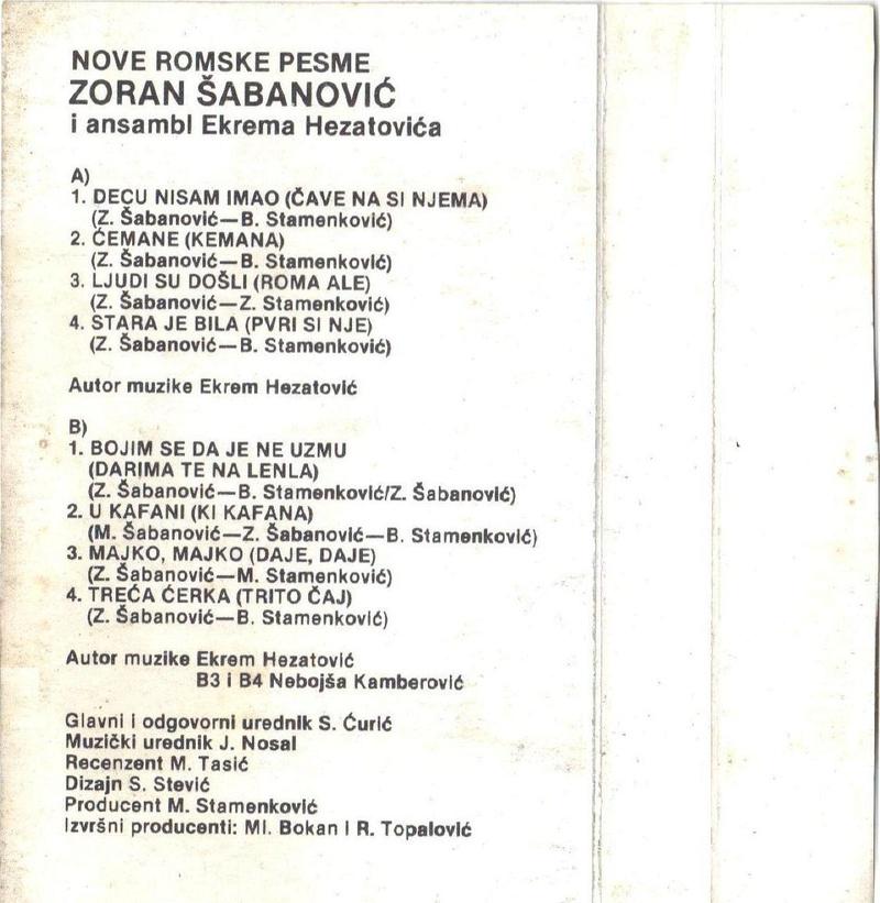 Zoran Šabanović - Omoti 1987-110