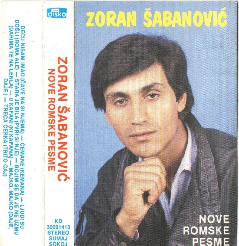 Zoran Šabanović - Omoti 198710