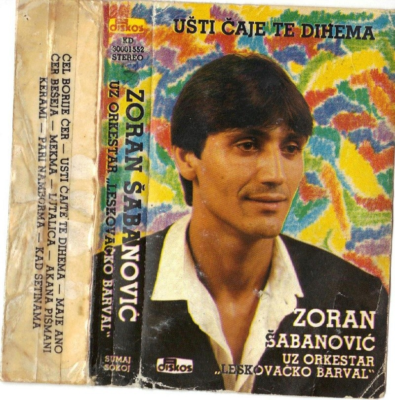 Zoran Šabanović - Omoti 198810