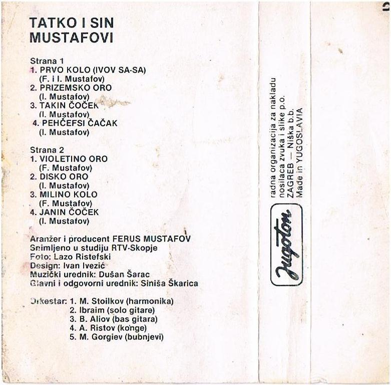 Ferus Mustafov - Omoti 198811