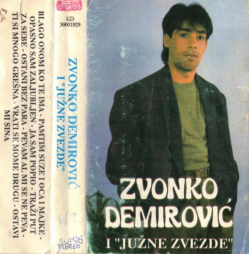 Zvonko Demirovic - Omoti 1992_p11