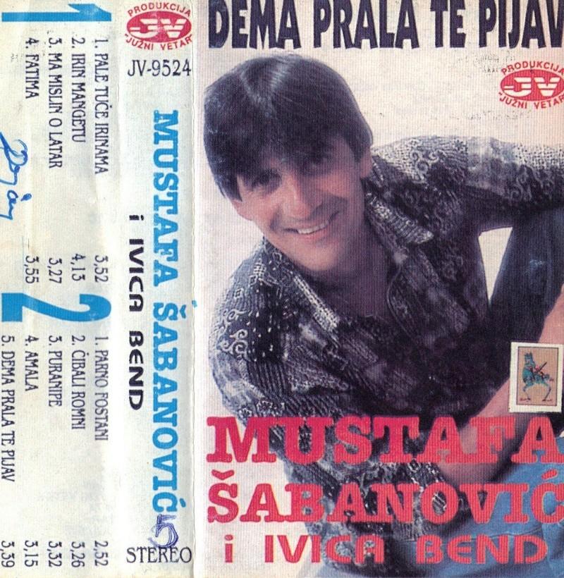 Mustafa Šabanović - Omoti 199510