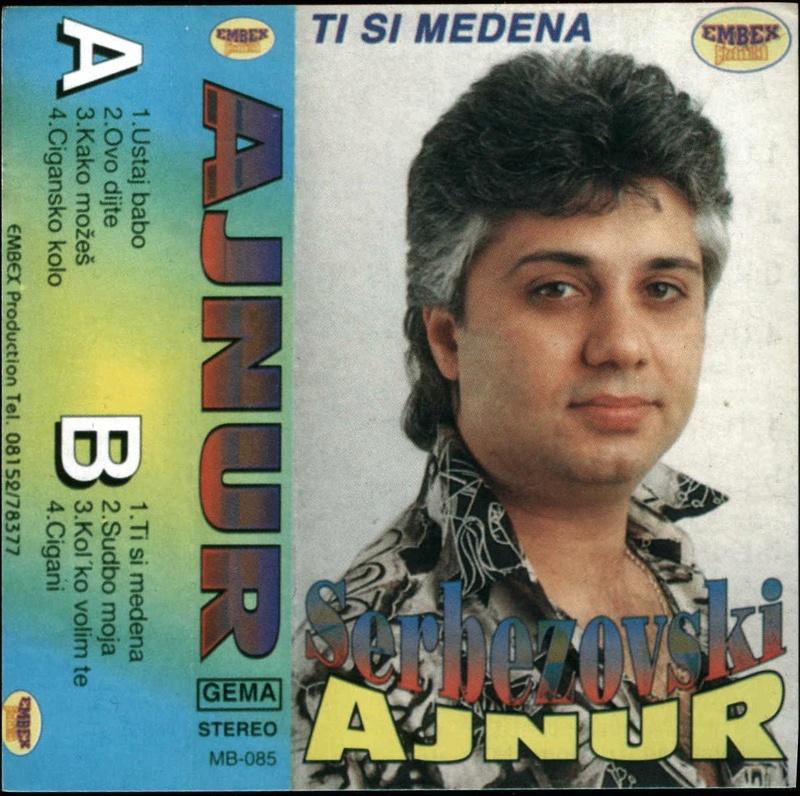 Ajnur Serbezovski - Omoti 199511