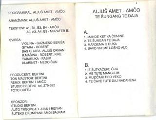 Aljus Amet - Amco - Diskografija 1997-111