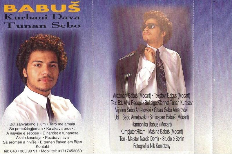 Babus Sabedinoc  Mocart - Omoti 1997_z12