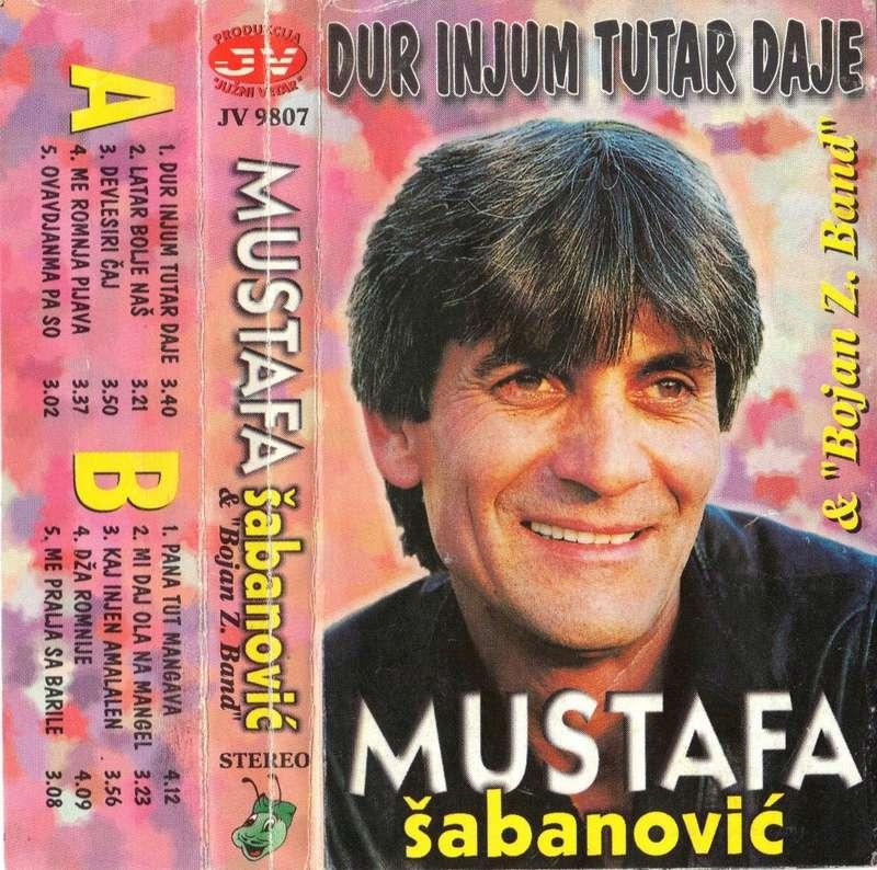 Mustafa Šabanović - Omoti 1998-k10