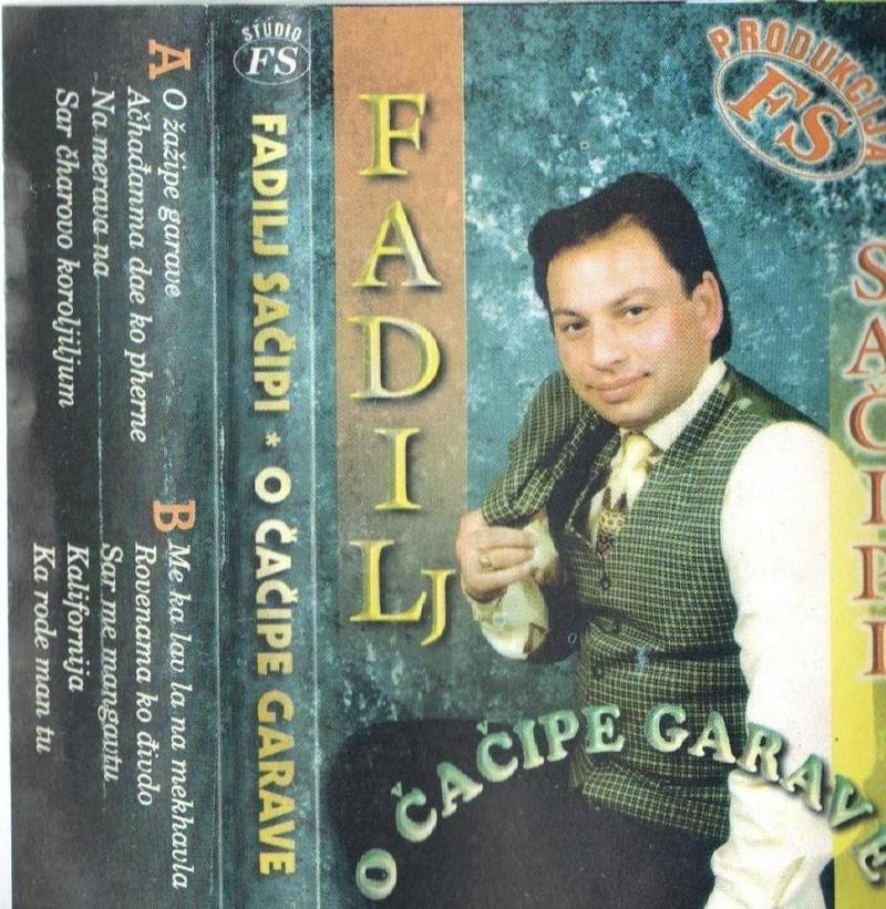 Fadil Sacipi - Omoti 199811