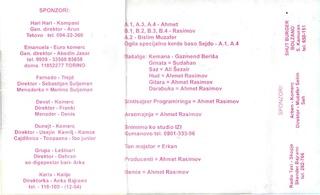 Ahmet Rasimov - Diskografija 1998_h10