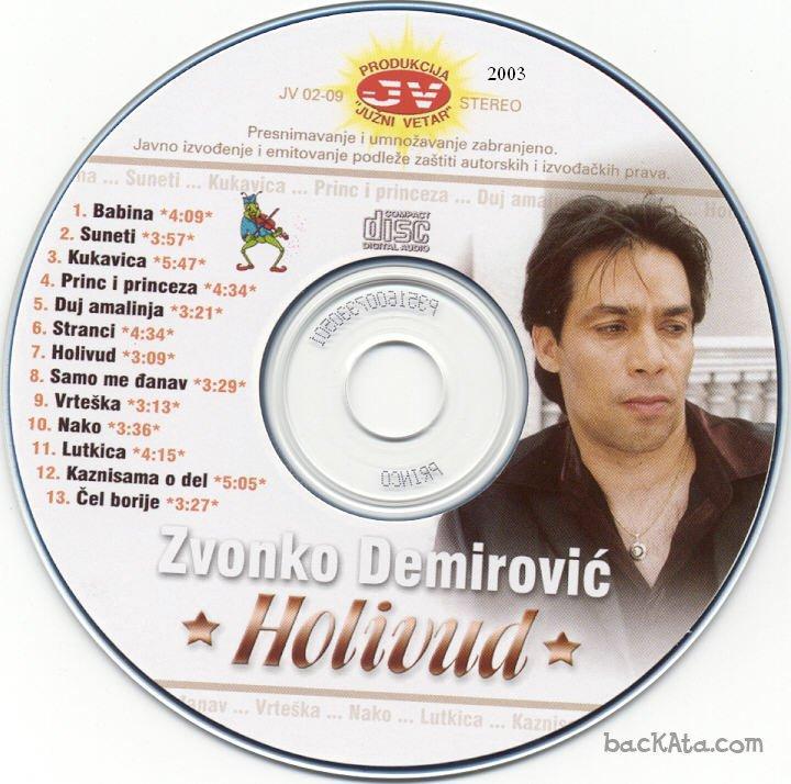 Zvonko Demirovic - Omoti 2003-210