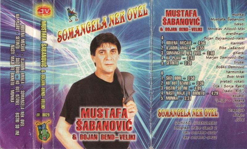 Mustafa Šabanović - Omoti 200311