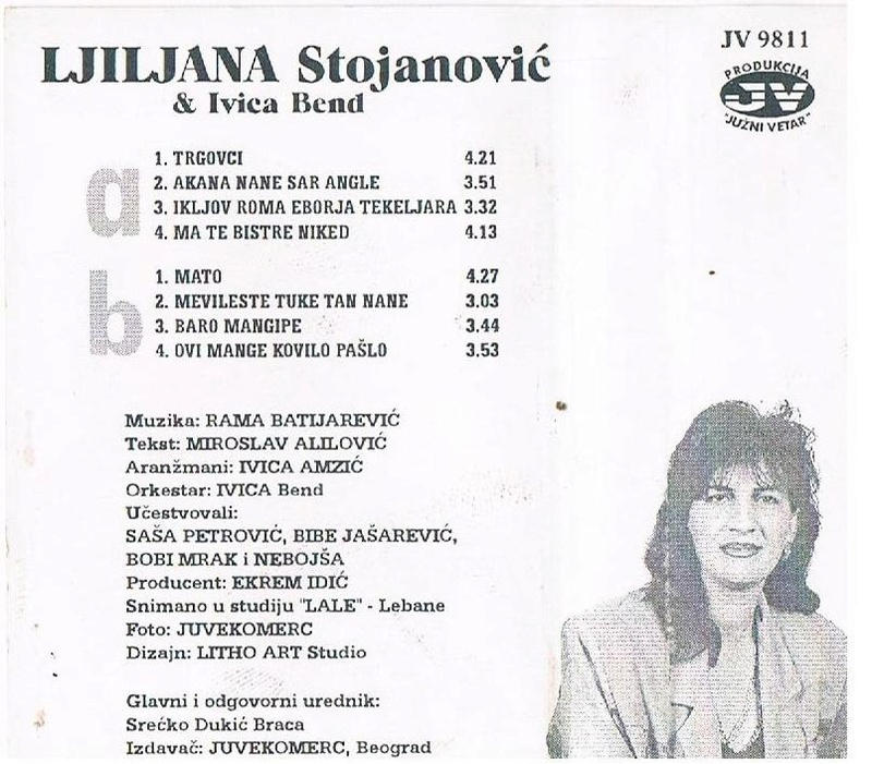 Ljiljana Stojanović - Omoti 41144_10
