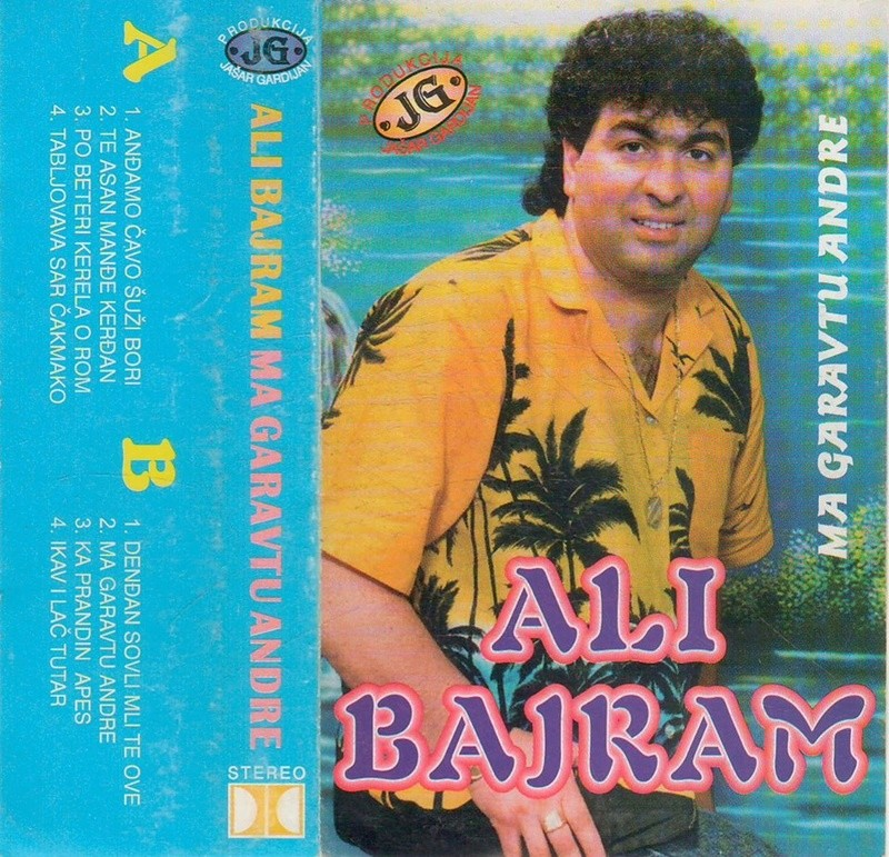 Ali Bajram - Omoti A10
