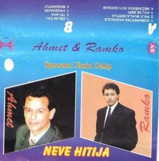 Ahmet Rasimov - Diskografija Ar11