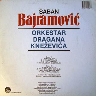 Šaban Bajramovič - Diskografija 3 100 % Tacna  - Page 2 Back11