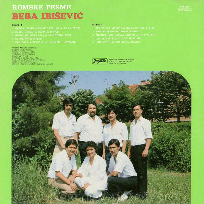 Beba Ibišević - Omoti Jugoto11