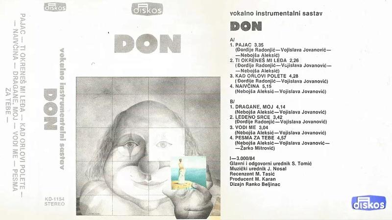 Produkcija Diskos - Omoti Kd-11513