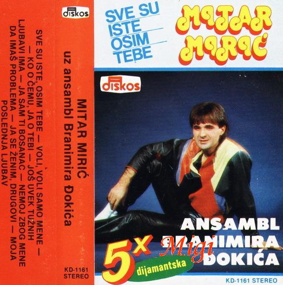 Produkcija Diskos - Omoti Kd-11610