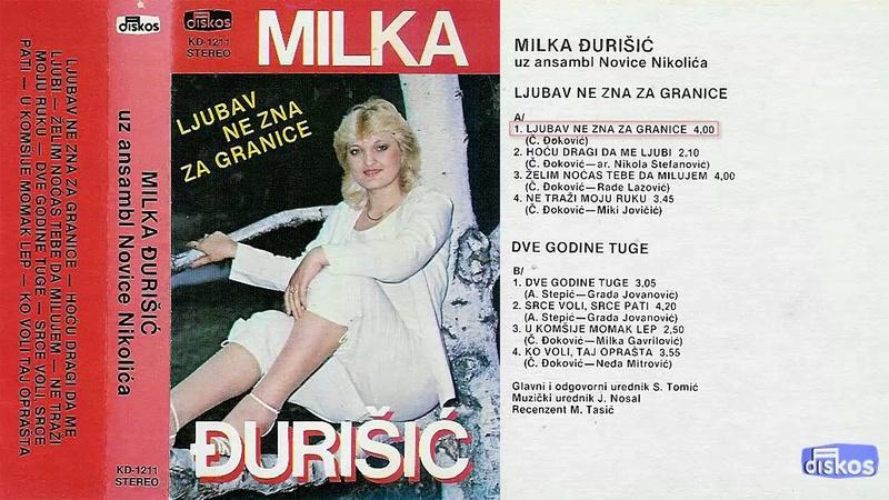 Produkcija Diskos - Omoti Kd-12111