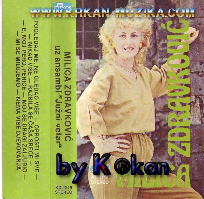 Produkcija Diskos - Omoti Kd-12113