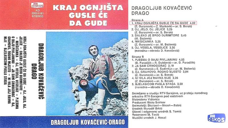 Produkcija Diskos - Omoti Kd-30020