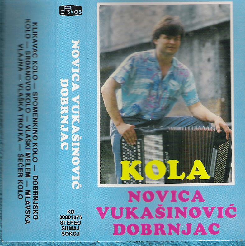Produkcija Diskos - Omoti Kd-30071
