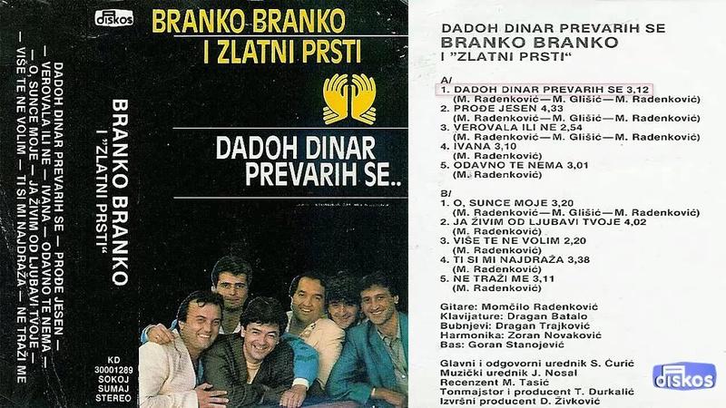Produkcija Diskos - Omoti Kd-30094