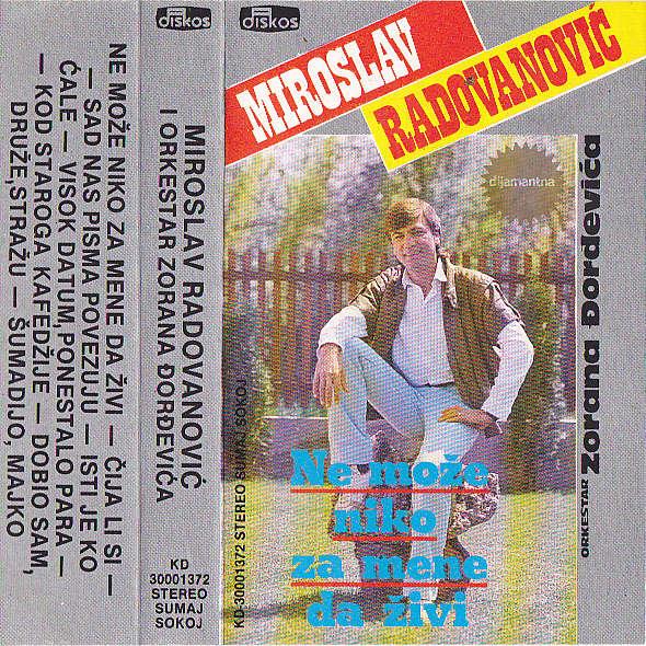Produkcija Diskos - Omoti Kd-30133