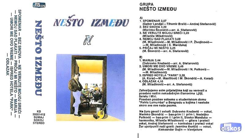 Produkcija Diskos - Omoti Kd-30156