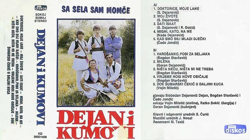 Produkcija Diskos - Omoti Kd-30161