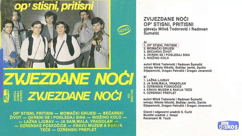 Produkcija Diskos - Omoti Kd-30162
