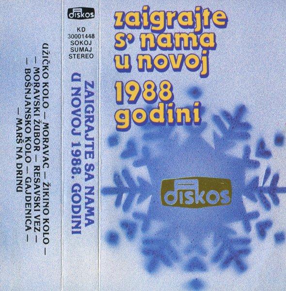 Produkcija Diskos - Omoti Kd-30177