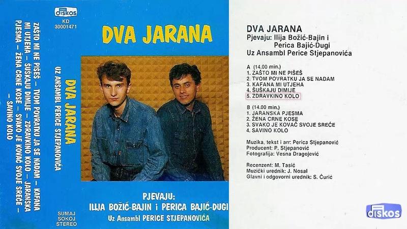 Produkcija Diskos - Omoti Kd-30186