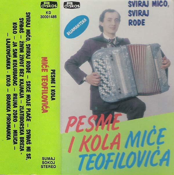 Produkcija Diskos - Omoti Kd-30194