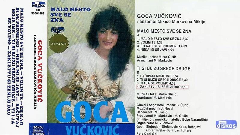 Produkcija Diskos - Omoti Kd-30197