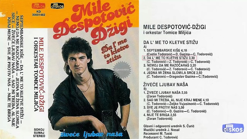 Produkcija Diskos - Omoti Kd-30202