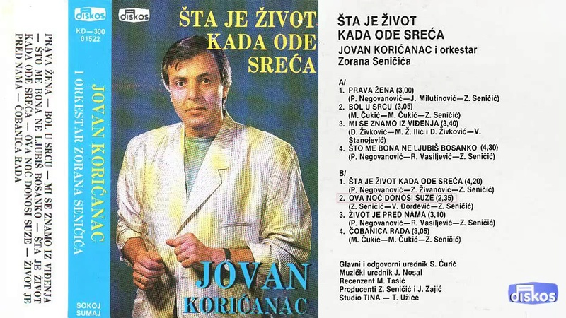 Produkcija Diskos - Omoti Kd-30217
