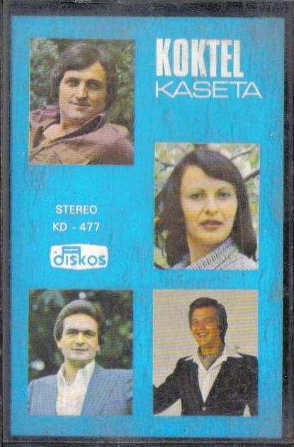 Produkcija Diskos - Omoti Kd-47711