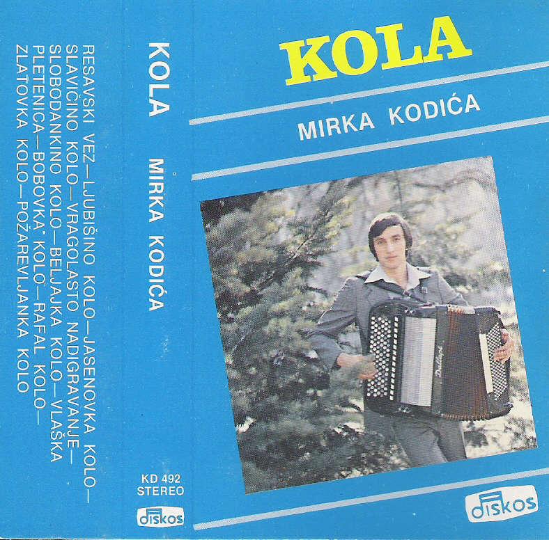 Produkcija Diskos - Omoti Kd-49210