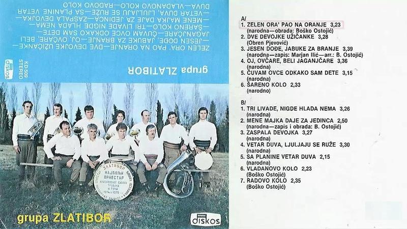 Produkcija Diskos - Omoti Kd-50910