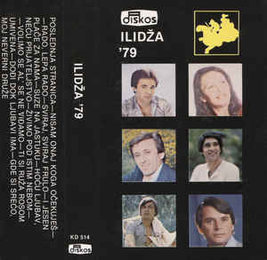 Produkcija Diskos - Omoti Kd-51410
