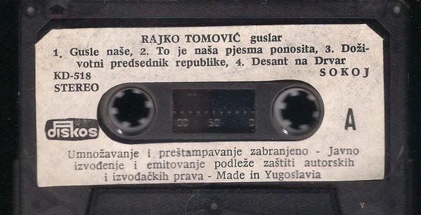 Produkcija Diskos - Omoti Kd-51810