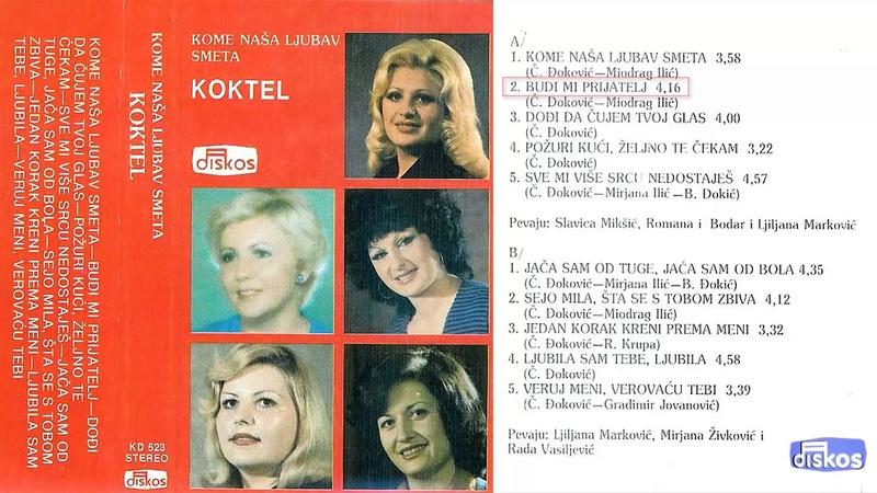 Produkcija Diskos - Omoti Kd-52310