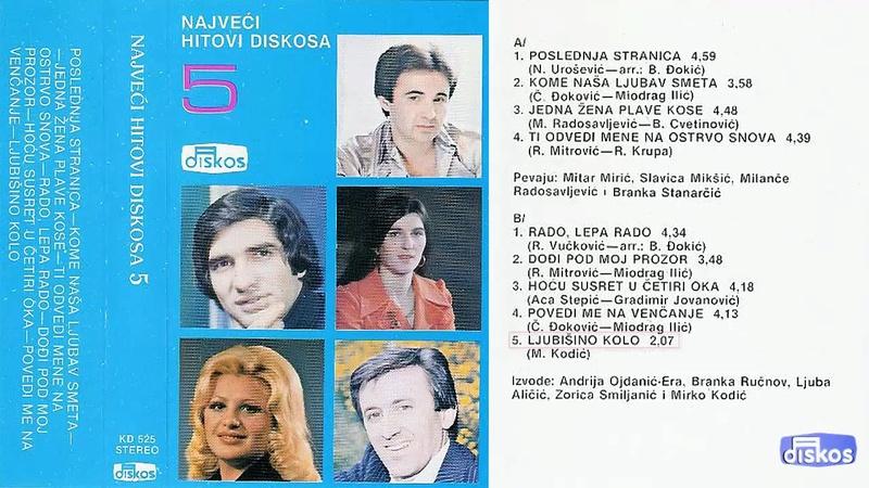Produkcija Diskos - Omoti Kd-52510