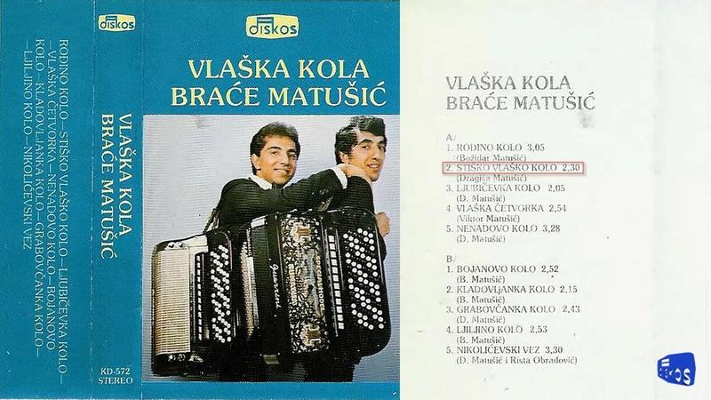Produkcija Diskos - Omoti Kd-57210
