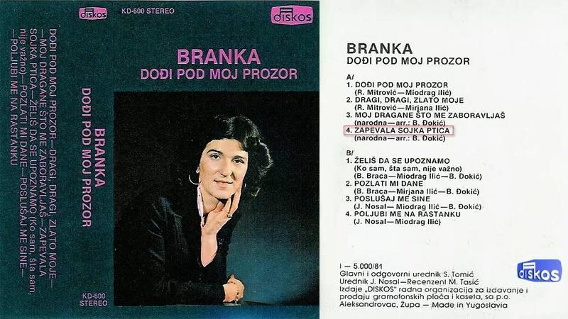 Produkcija Diskos - Omoti Kd-60010