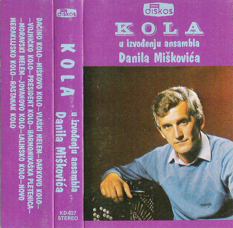 Produkcija Diskos - Omoti Kd-62710