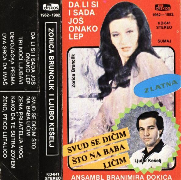 Produkcija Diskos - Omoti Kd-64111