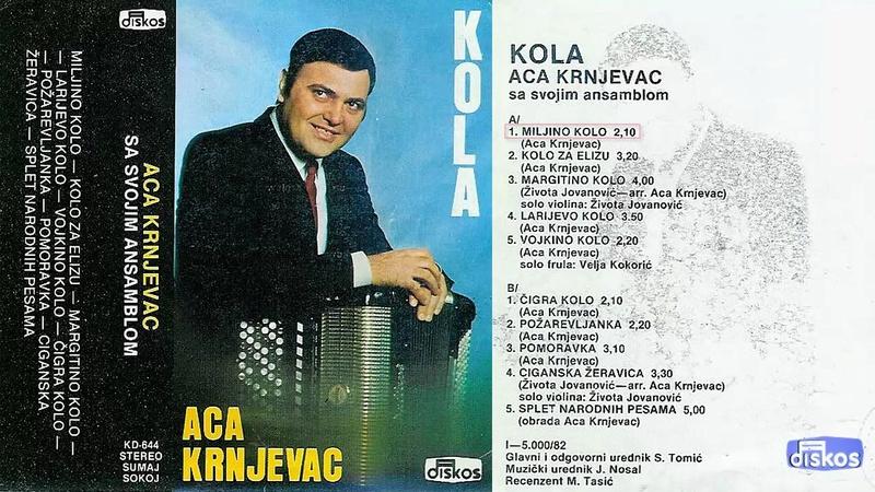 Produkcija Diskos - Omoti Kd-64411