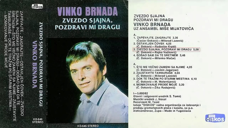 Produkcija Diskos - Omoti Kd-64611
