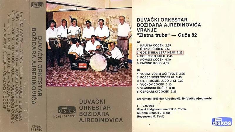 Produkcija Diskos - Omoti Kd-69110